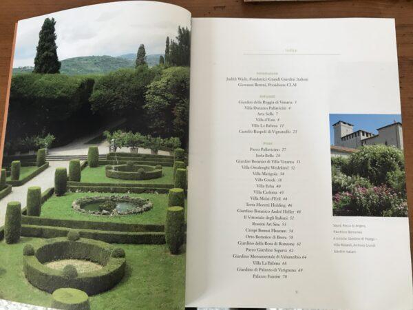 Indice ricettario Grandi Giardini Italiani 2020
