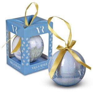 Pallina di Natale VR_Villa Reale di Marlia