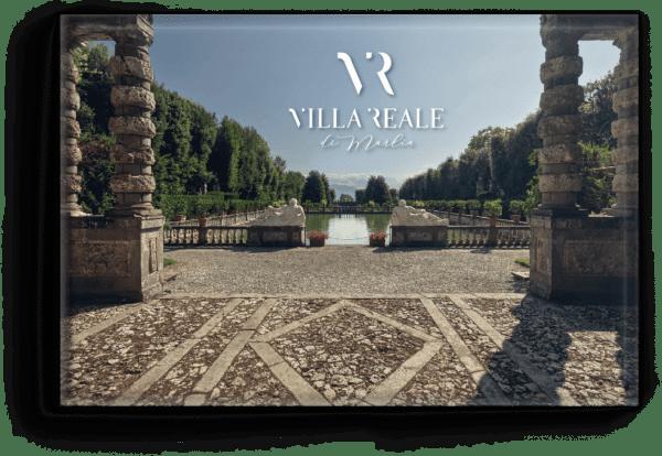 Calamita Villa Reale di Marlia 1